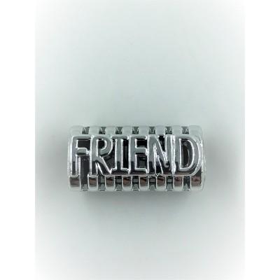 Przelotka - tulejka plastikowa  Friend