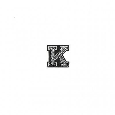 Naszywka termo literka K