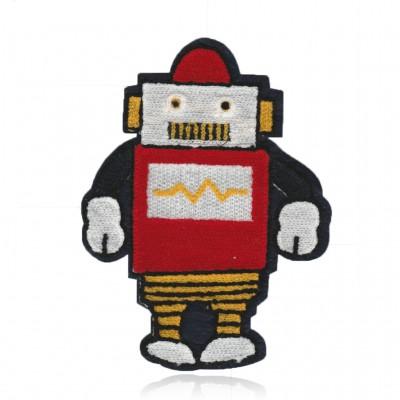 Naszywka robot