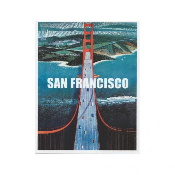 Naszywka  San Francisco