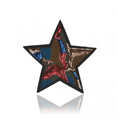 Naszywka gwiazda