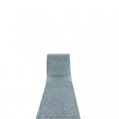 Taśma ozdobna Srebrna  12cm