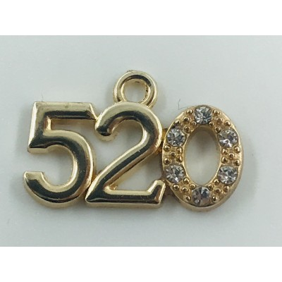 Przywieszka metalowa 520